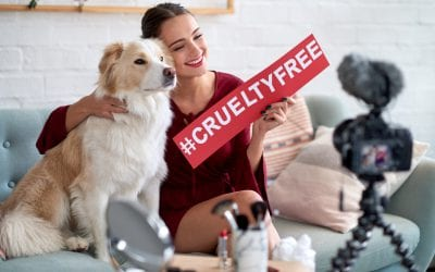 Timing is right for an introduction to your cruelty free brand