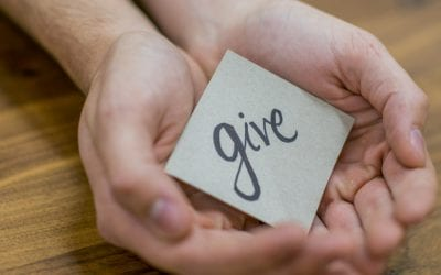 Why You Should Promote Your Charitable Giving